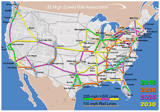 Agenda 21 Map Of Us - Agenda-21-us-map
